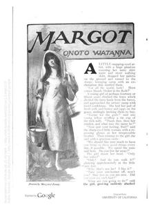 Thumbnail of the first page of the facsimile for Margot.
