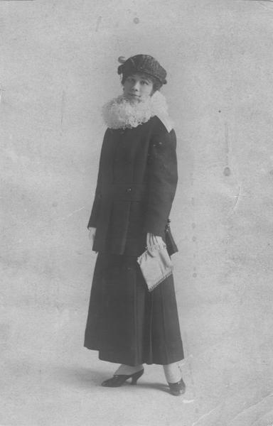 Photograph of Rose Eaton.